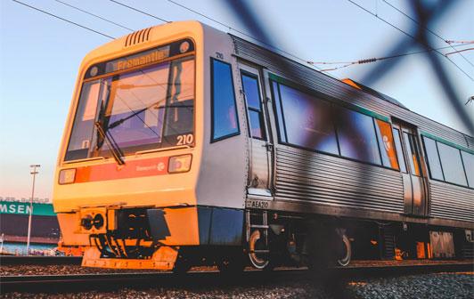 Transperth train